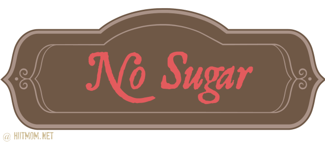 No Sugar with watermark